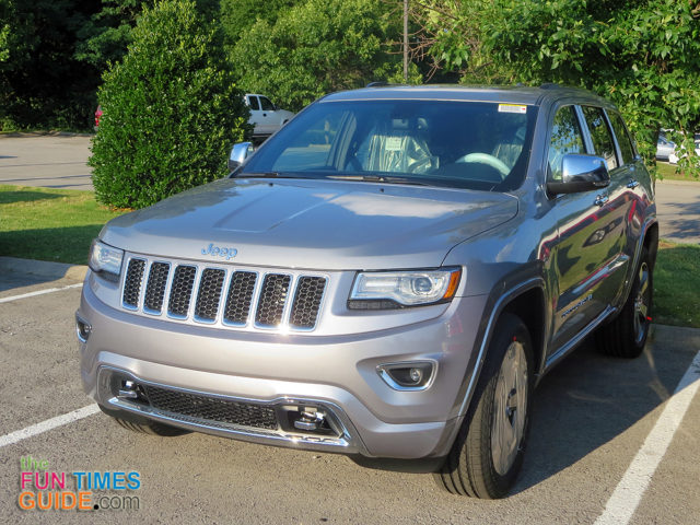 our jeep grand cherokee overland review it 39 s our 4th fun jeep the jeep guide. Black Bedroom Furniture Sets. Home Design Ideas