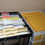 Which Tax Papers To Keep + Tips For Organizing 7 Years Of Support Documentation For Your Taxes