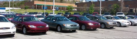 If you pay cash for cars on the dealer's lot can save you time and money in the long run