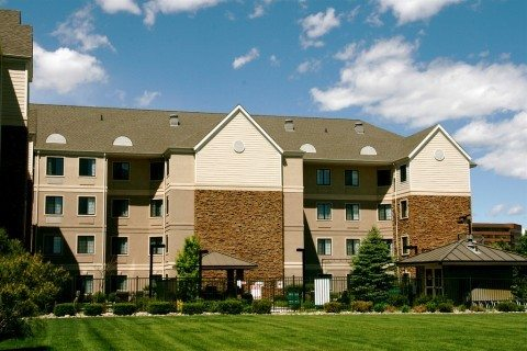 Extended stay hotels often look like apartments -- because basically they are!