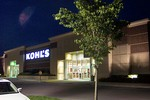 Kohl's department store in Cool Springs, Tennessee near Nashville.
