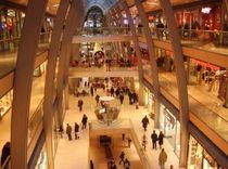 You can save money at a shopping mall if you know how to find the deals