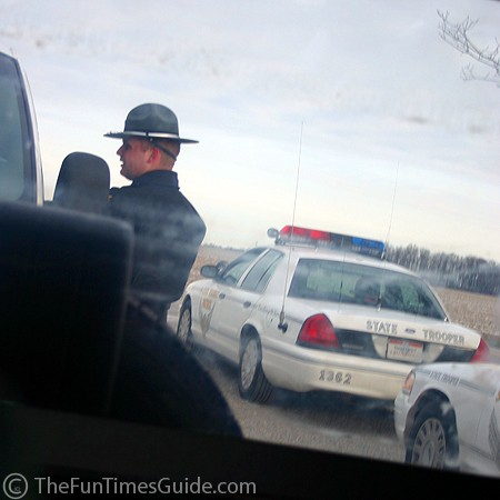 You have to pick your battles when you plan on fighting a speeding ticket.