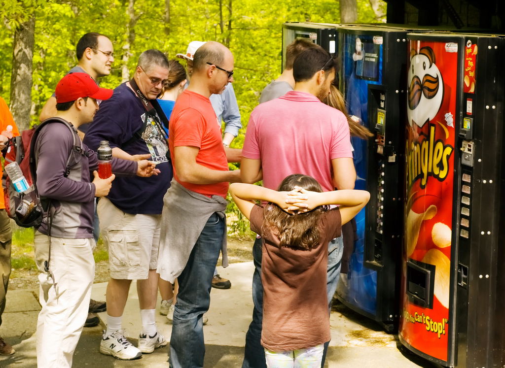 BLOG - Funny Vending Machine Facts
